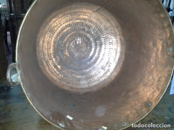 Antigüedades: CALDERA DE COBRE - Foto 6 - 170294340