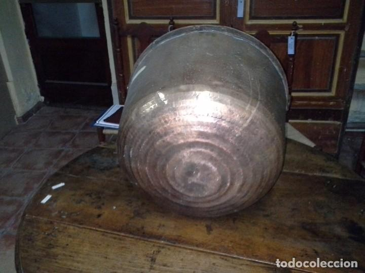 Antigüedades: CALDERA DE COBRE - Foto 8 - 170294340