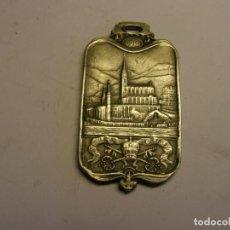 Antiquités: ANTIGUA MEDALLA DE LOURDES, AÑO 1908. CINCUENTENARIO DE LA APARICIÓN.. Lote 170312276