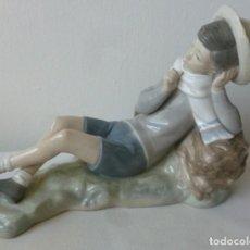Antigüedades: FIGURA LLADRÓ. Lote 170347756