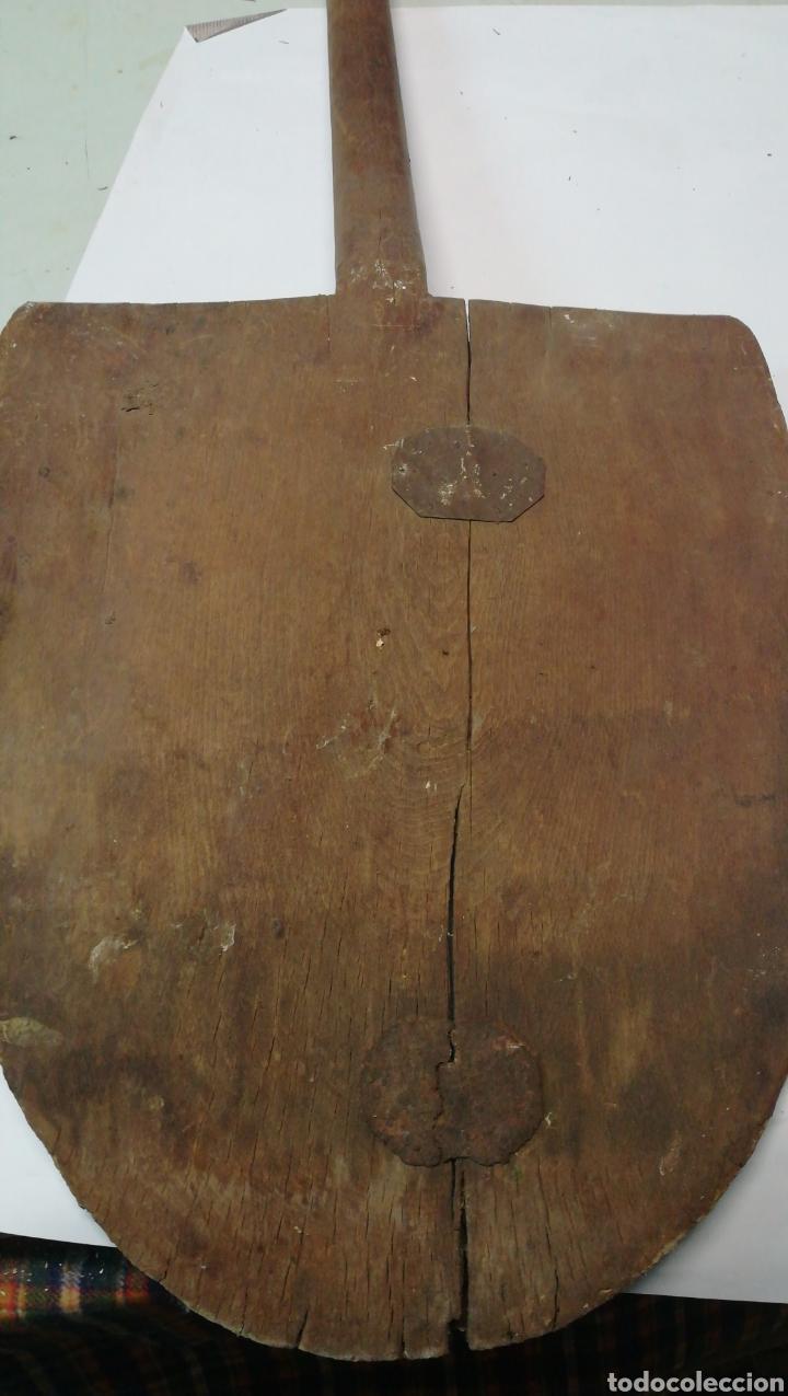 Antigüedades: Pala de madera - Foto 3 - 170362157