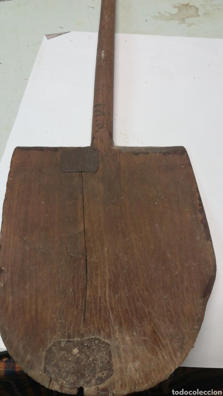 Antigüedades: Pala de madera - Foto 4 - 170362157