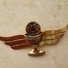 Antigüedades: INSIGNIA JHS. Lote 170369042
