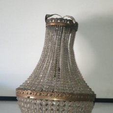 Antigüedades: LAMPARA AÑOS 70. Lote 170023344