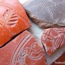 Antigüedades: CERÁMICAS PALEOCRISTIANAS DE TIERRA SANTA. Lote 170422993