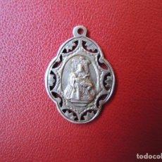 Antigüedades: MEDALLA VIRGEN DE LA PIEDAD, PLATA, PRIMERA MITAD S.XX. Lote 170410768