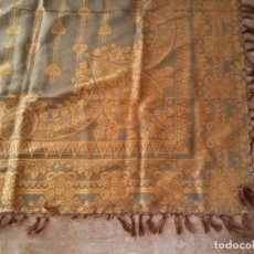 Antigüedades: * TAPETE COBERTOR MODERNISTA.1,70 M (,RF:532/H). Lote 170429024