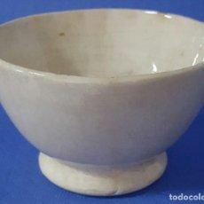 Antigüedades: CUENCO VIDRIADO. Lote 170491968