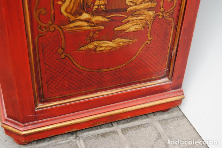 Antigüedades: Antigua vitrina oriental - Foto 8 - 170523364