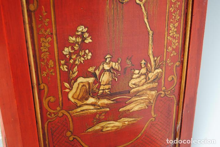 Antigüedades: Antigua vitrina oriental - Foto 9 - 170523364