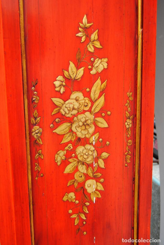 Antigüedades: Antigua vitrina oriental - Foto 11 - 170523364