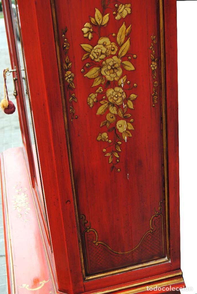 Antigüedades: Antigua vitrina oriental - Foto 12 - 170523364