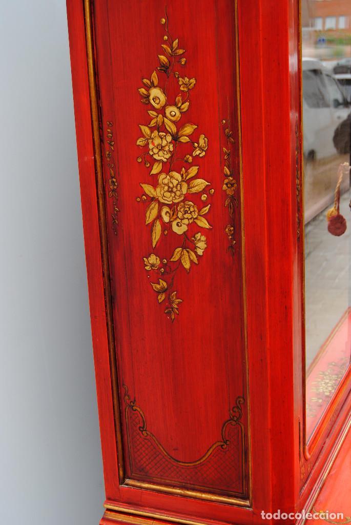 Antigüedades: Antigua vitrina oriental - Foto 19 - 170523364