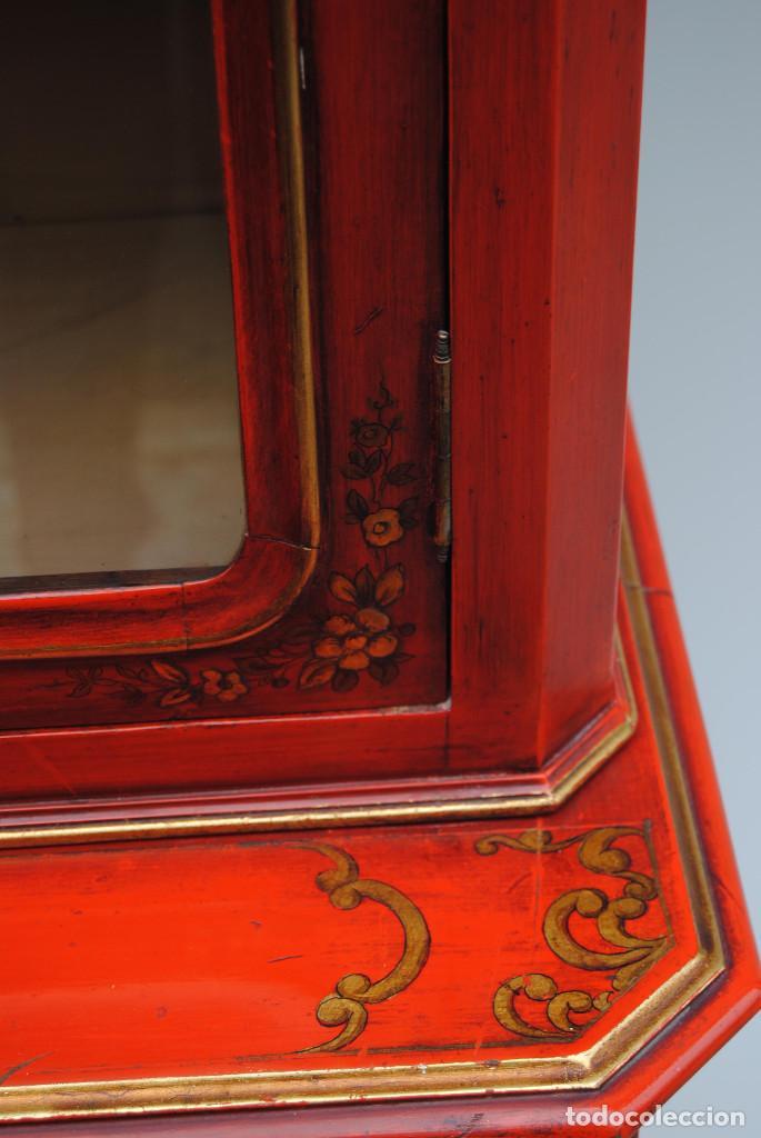 Antigüedades: Antigua vitrina oriental - Foto 24 - 170523364
