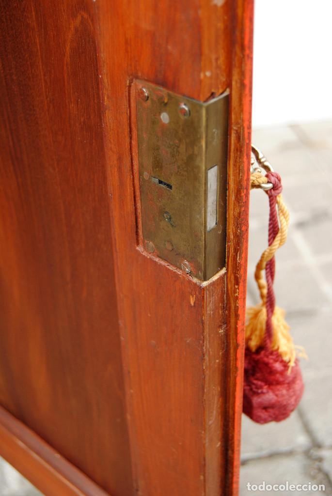 Antigüedades: Antigua vitrina oriental - Foto 32 - 170523364