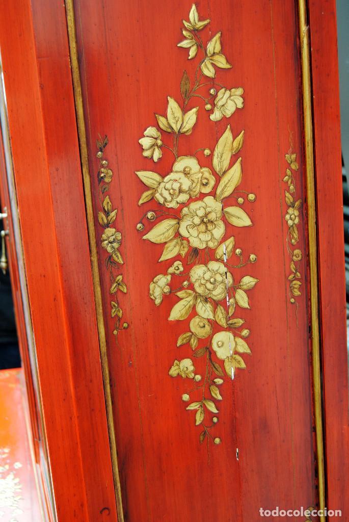 Antigüedades: Antigua vitrina oriental - Foto 33 - 170523364