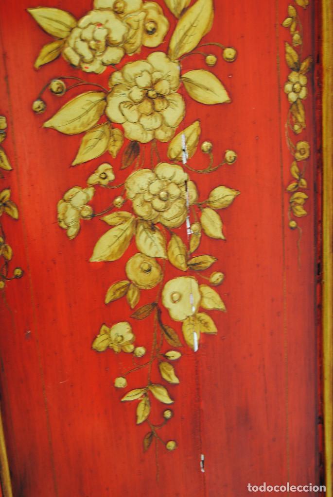 Antigüedades: Antigua vitrina oriental - Foto 34 - 170523364