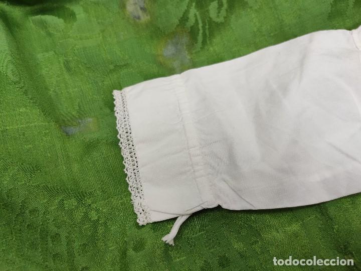 Antigüedades: Antigua camisa de niña - Foto 3 - 170528816