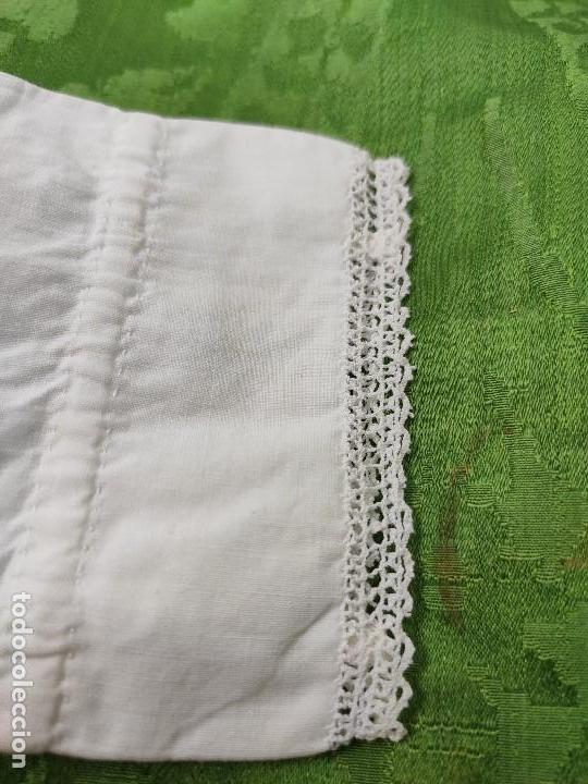 Antigüedades: Antigua camisa de niña - Foto 5 - 170528816