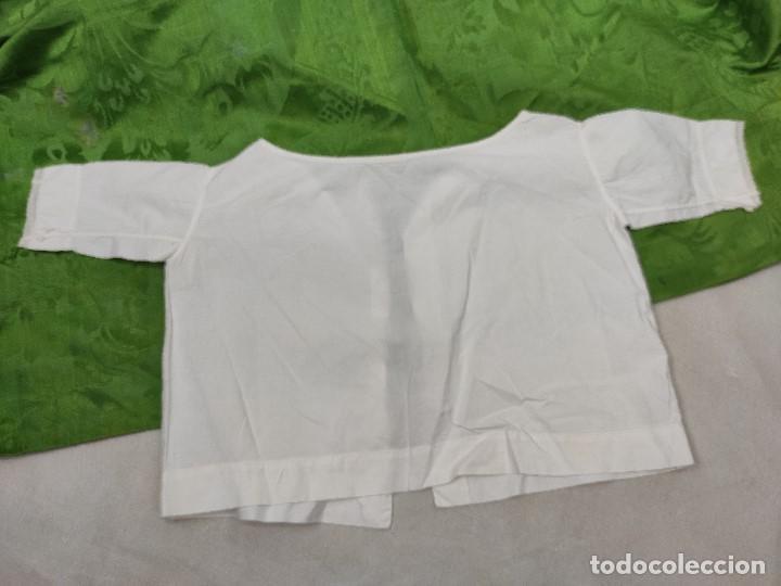 Antigüedades: Antigua camisa de niña - Foto 7 - 170528816