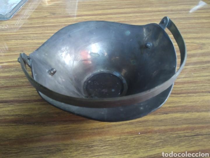 Antigüedades: Centro de mesa metalico - Foto 3 - 170551034