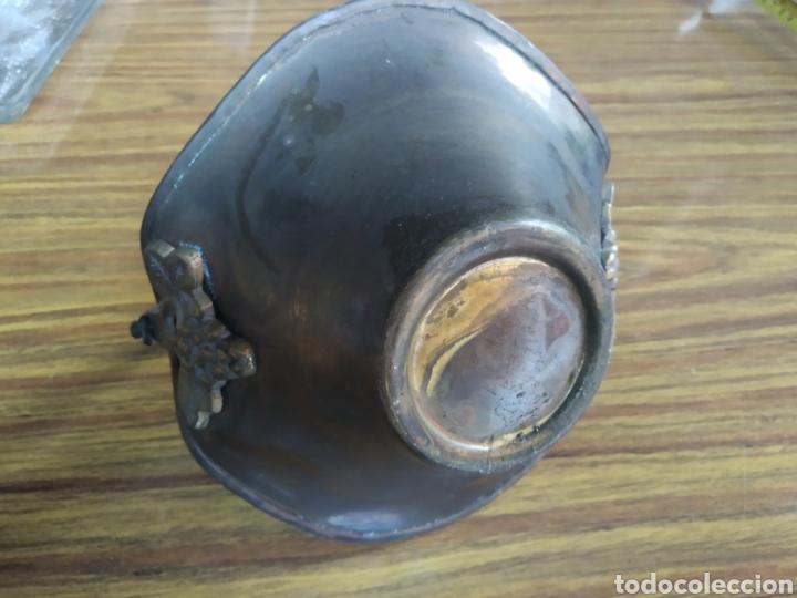 Antigüedades: Centro de mesa metalico - Foto 7 - 170551034