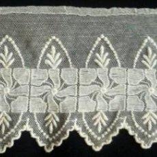 Antigüedades: ANTIGUO ENCAJE- IMAGEN NOVIA PPIO.S.XX. Lote 170606432