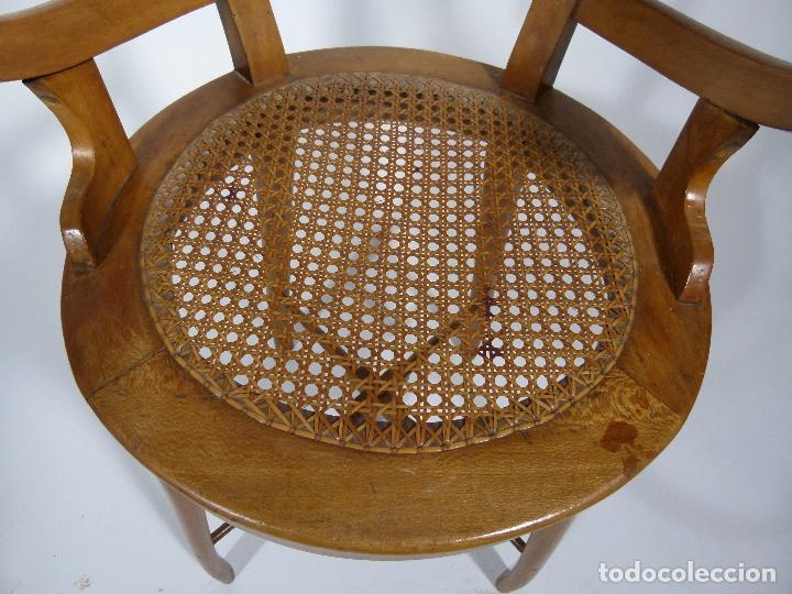Antigüedades: SILLA DE BARBERO SIGLO XIX - Foto 8 - 170668890