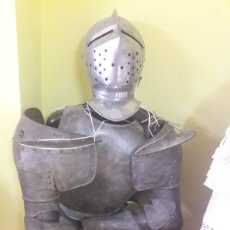 Antigüedades: ARMADURA TOLEDO ESPAÑA. Lote 170724050