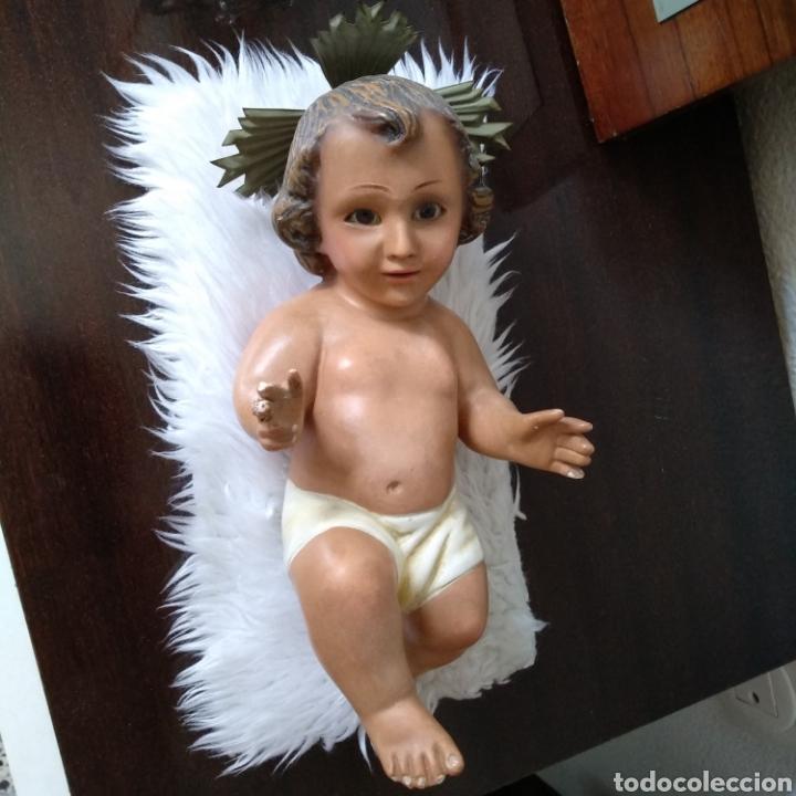 Antigüedades: NIÑO JESÚS - Foto 2 - 170854819