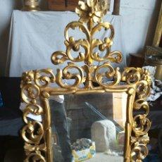 Antigüedades: ESPEJO DORADO. Lote 170888768