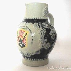 Antigüedades: JARRA DE PORCELANA VINTAGE, CÁNTARO, ALEMANIA, SONNENBERG. Lote 170899475