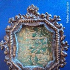 Antigüedades: (ANT-190740)RELICARIO DE LA VIRGEN DE LA MACARENA Y VIRGEN DE LOS REYES. Lote 170916600