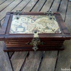 Antigüedades: COFRE DE MADERA. Lote 170947015