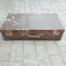 Antigüedades: ANTIGUA MALETA. Lote 170952329