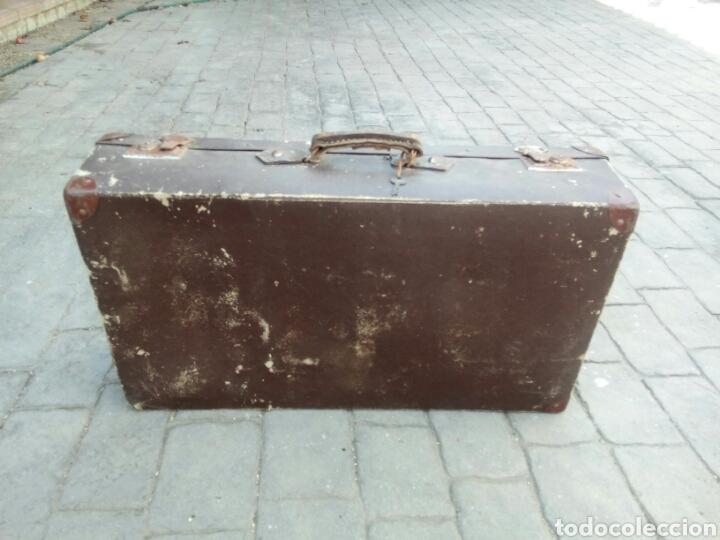Antigüedades: ANTIGUA MALETA - Foto 4 - 170952329