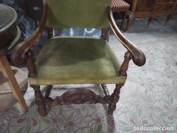 Antigüedades: Cómoda espejo vintage - Foto 3 - 170986437