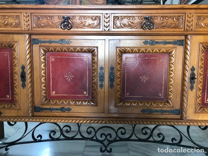 Antigüedades: Gran Aparador español. R 6343 - Foto 7 - 171023005