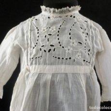 Antigüedades: VESTIDO PARA NIÑA O MUÑECA PPIO.S.XX. Lote 171041785