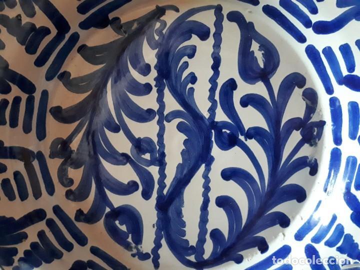 Antigüedades: viejo plato de fajalauza - Foto 2 - 171065288
