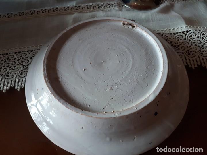 Antigüedades: viejo plato de fajalauza - Foto 4 - 171065288