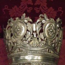 Antigüedades: CORONA PARA VIRGEN ANTIGUA. Lote 171100918