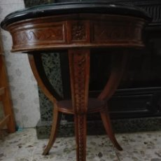 Antigüedades: MESA VELADOR, HOTEL RITZ MADRID. Lote 171105012