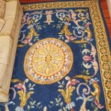 Antigüedades: ALFOMBRA DE LA REAL FÁBRICA DE TAPICES. Lote 171105895