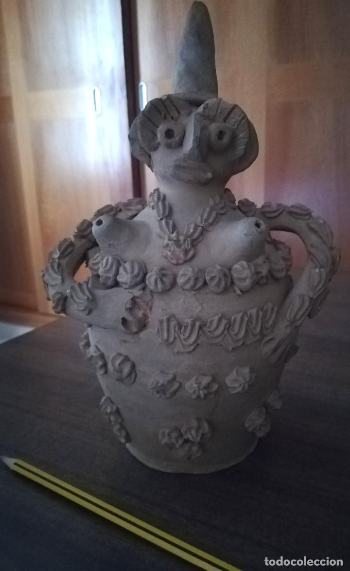 JARRA/BOTIJO CERAMICA MALLORCA (Antigüedades - Porcelanas y Cerámicas - Otras)