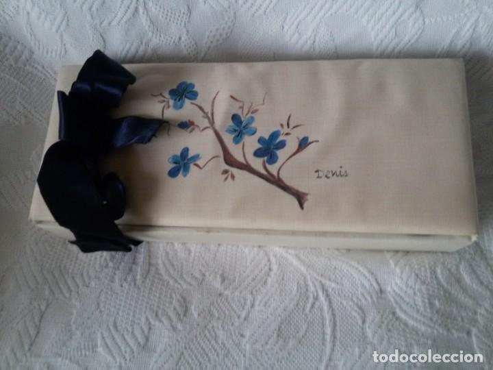 PAÑUELO DE SEDA-PARA REGALO (Antigüedades - Moda - Pañuelos Antiguos)