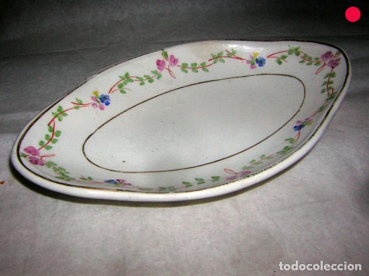 RABANERA PEQUEÑA LOZA DE LA ASTURIANA, POLA (Antigüedades - Porcelanas y Cerámicas - San Claudio)