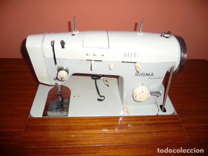 maquina de coser sigma automática - Comprar Utensilios del