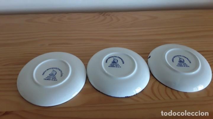 Antigüedades: Platitos porcelana Wedgwood - Foto 8 - 171149169