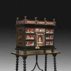 Antigüedades: BARGUEÑO ESTILO ITALIANO. Lote 171178430